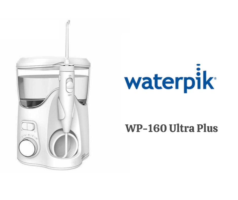 Waterpik WP-160 ULTRA PLUS następca kultowego modelu WP-100 E2
